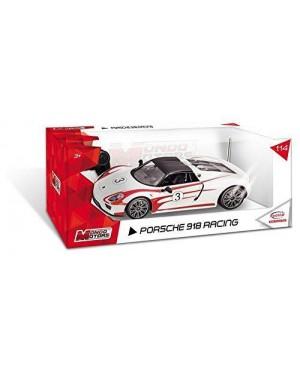mondo motors 63301 porsche 918 racing version  1:14