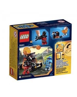 LEGO 70311 lego nexo knights caos con la catapulta