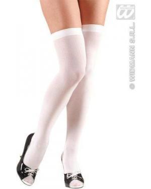 widmann 2065w calze parigine bianche 70 den-misura xl