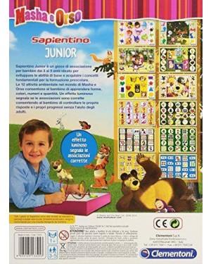 CLEMENTONI 13325 sapientino junior masha e orso