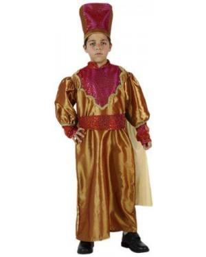 Costume Paggetto Cappellino Alto, 10-12