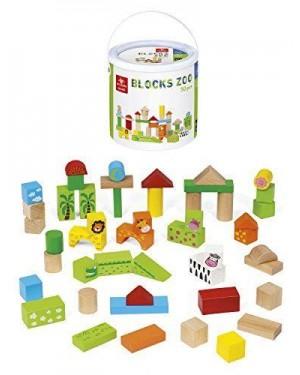 DAL NEGRO 53843 blocchi legno 50pz