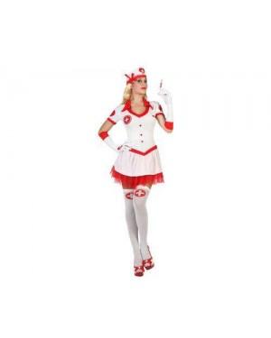 Costume Infermiera, Adulto T1 Xs\S