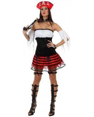 Costume Piratessa Sexy T-1