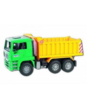BRUDER 02765 bruder costr man tga camion ribaltabile