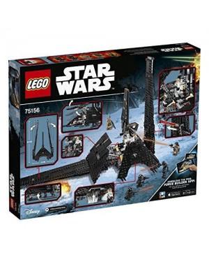 LEGO 75156 lego star wars confidential episode viii n. 5