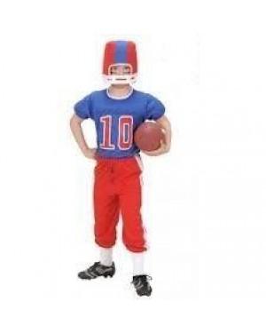 WIDMANN 41988 costume rugby 11/13 american football player