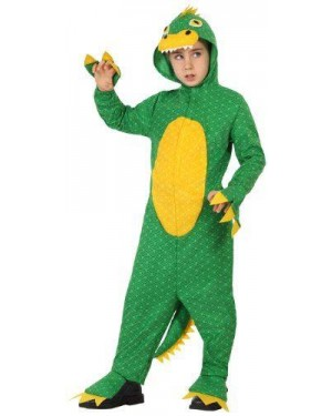 Costume Drago, Bambino T2 5-6 Anni