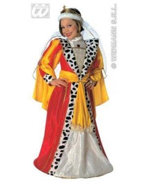 WIDMANN 37036 costume regina 5/7