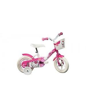 DINOBIKES 108LHK bicicletta 10 hello kitty 2-3 anni