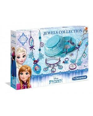 CLEMENTONI 15185 clement frozen jewels collection kit portagioie