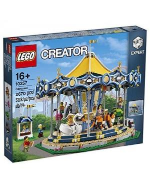 LEGO 10257 lego creator expert giostra