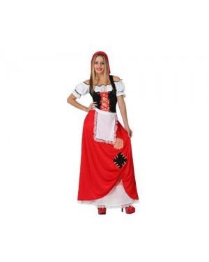 Costume Pastore Donna, Adulto T.2 M/L
