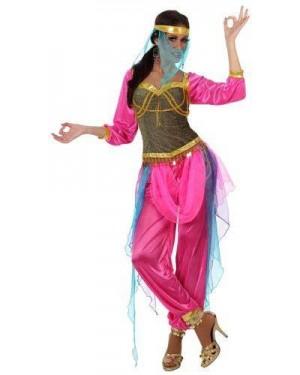 Costume Ballerina Araba Rosa T-2
