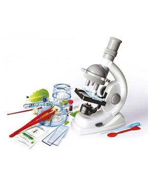 CLEMENTONI 13967 microscopio super kit (it)