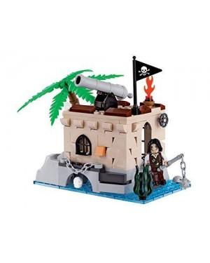 DAL NEGRO 94953 cobi pirates - watchtower 140pz