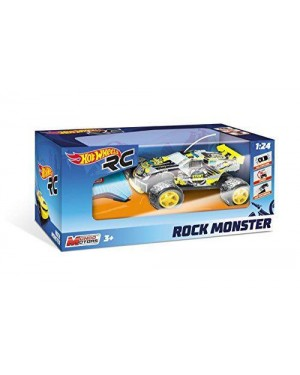 MONDO 63339 hot wheels rock monster r/c buggy