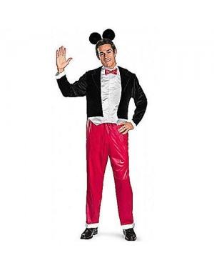 WIDMANN 05884 costume topino xl mickey frac con camicia e farfal