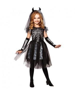 WIDMANN 07488 costume skeledev bride sposa scheletro 11/13