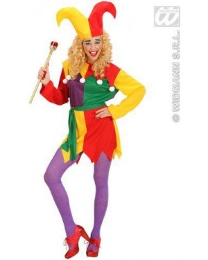 Costume Jolly Jester M