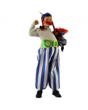 CLOWN 14202 costume ogodix obelix 2 anni
