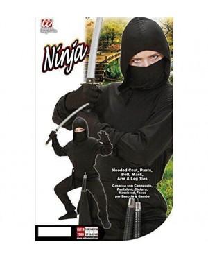 Costume Ninja 140Cm 8/10