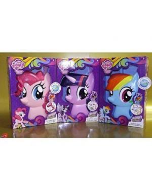 GRANDI GIOCHI GG00870 valigetta my little pony pinkie pie / rainbow dash