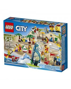 LEGO 60153.0 lego city town people pack  divertimento in spi