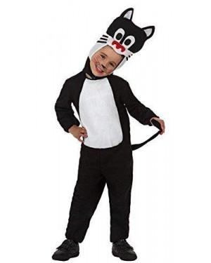 ATOSA 10821 costume da gatto t-1