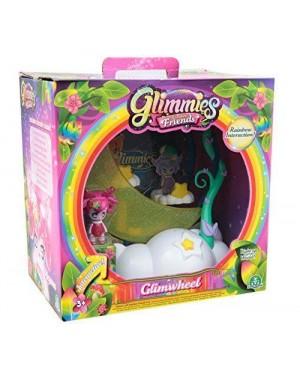 GIOCHI PREZIOSI GLN05010 glimmies rainbow friends glimwheel c/doll escl