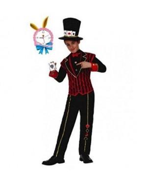 Costume Mago Carte Da Poker T-4 10/12