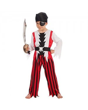Costume Pirata Bambino Vi-Vii