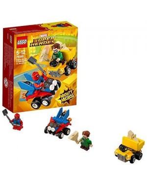 LEGO 76089 lego super heroes mighty micros: scarlet spider