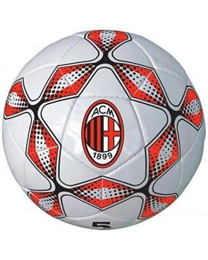 mondo 13276 pallone soccer a.c. milan gonfio in scatola
