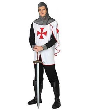 ATOSA 39353 costume cavalieri crociato t-2