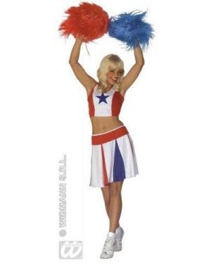 Costume Cheer Leader L Pom Pom