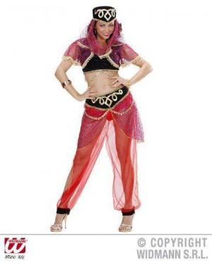 Costume Danzatrice Del Ventre S