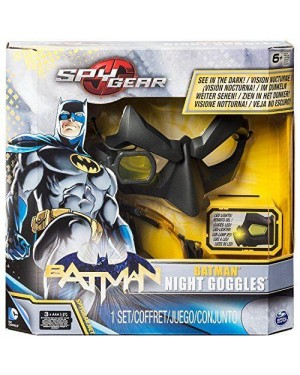 SPIN MASTER 6026810 SPY GEAR BATMAN MASCHERA VISIONE NOTTURNA