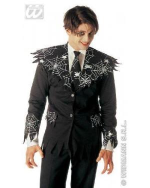 Costume Giacca Uomo Ragnatela M Con Cravatta M
