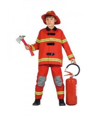 Costume Pompiere 4/6