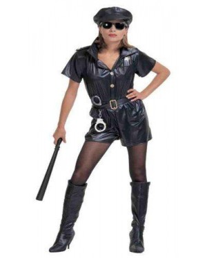 Costume Poliziotta Sexy M