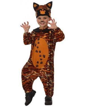 Costume Tigre 6/12 Mesi