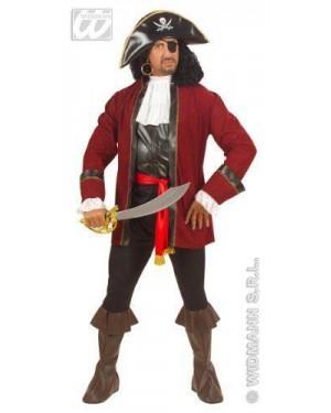 Costume Pirata Dell Isola Tesoro M Lusso