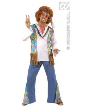 WIDMANN 56023 costume hippie l woodstock