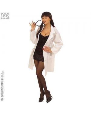 WIDMANN 56521 costume camice sessuologa/ginecologo s in tessuto