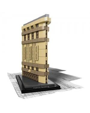 lego 21023 lego architecture grattacielo flatiron