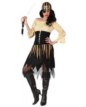 Costume Pirata, Adulto T. 1
