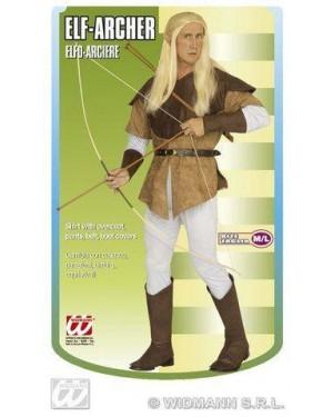 Costume Elfo Arciere M Uomo