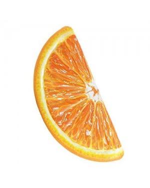 INTEX 58763 intex materassino spicchio arancia 178x85