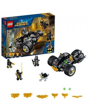 LEGO 76110 lego dc batman attacco artigli